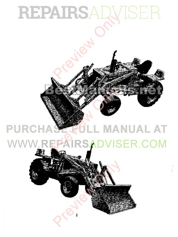Case 580B with Shuttle Transmission Loader Backhoe Operators Manual PDF, Case Manuals by www.repairsadviser.com