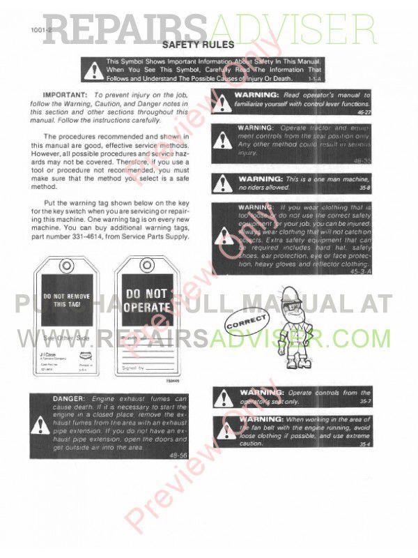 case 580 super e loader backhoe service manual case 580 super e loader backhoe service manual pdf