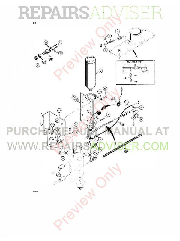 Case 580 Super E Construction King Loader Backhoe Parts Catalog PDF, Case Manuals by www.repairsadviser.com