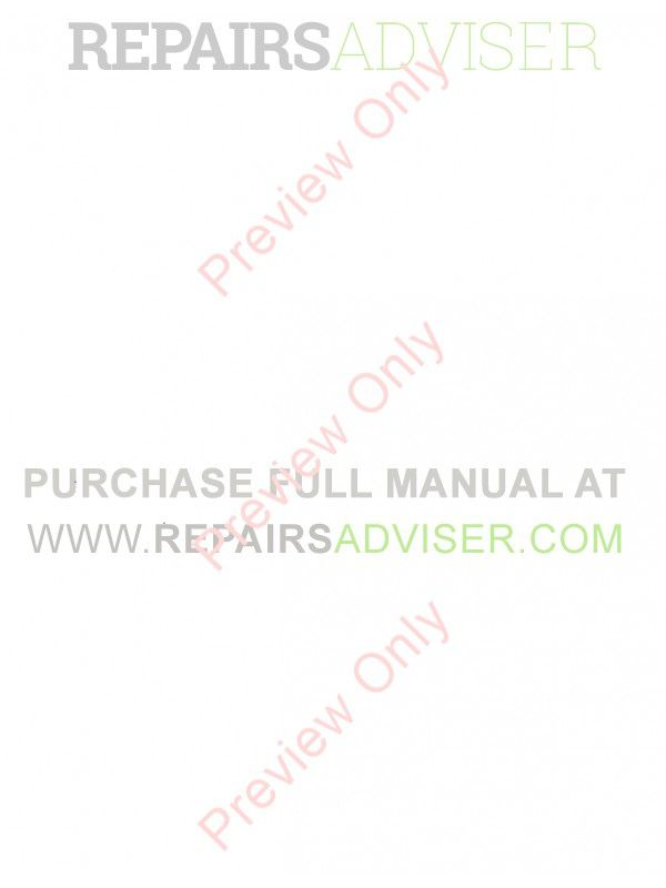 Case 921C Wheel Loader Service Manual PDF, Case Manuals by www.repairsadviser.com
