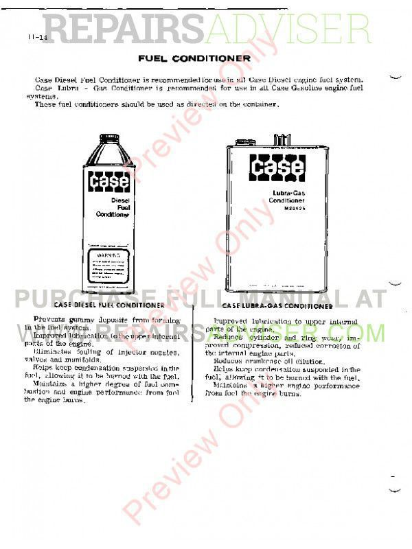 Case 970-1070 Tractors Service Manual PDF, Case Manuals by www.repairsadviser.com
