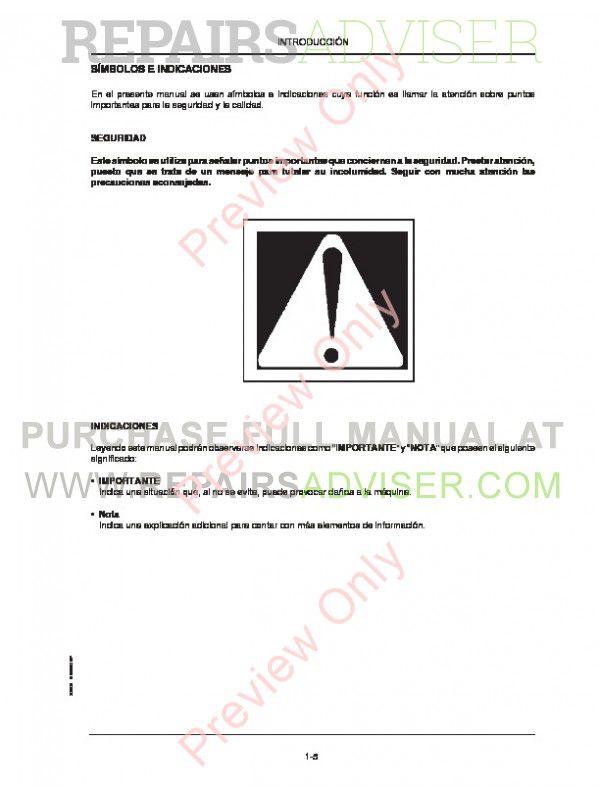Case CX16B and CX18B Mini Excavators Service Manual PDF, Case Manuals by www.repairsadviser.com