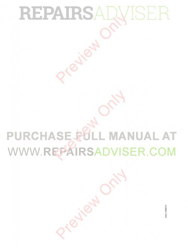 Case CX16B and CX18B Mini Excavators Service Manual PDF, Case Manuals by www.repairsadviser.com