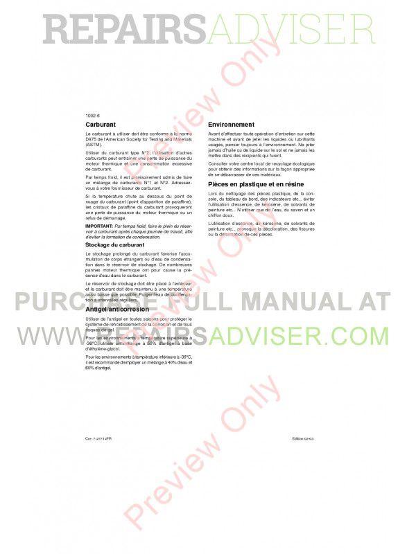 Case CX180 Crawler Excavators Service Manual PDF, Case Manuals by www.repairsadviser.com