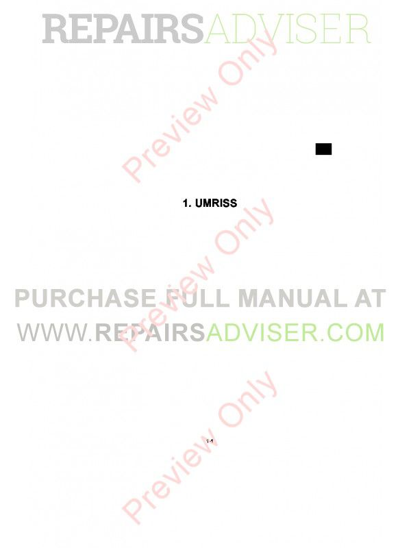 Case CX20B, CX22B, CX27B Hydraulic Excavator Shop Manual PDF, Case Manuals by www.repairsadviser.com