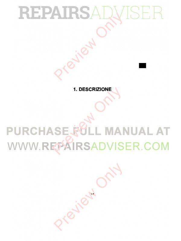 Case CX31B, CX36B Hydraulic Excavator Shop Manual PDF, Case Manuals by www.repairsadviser.com