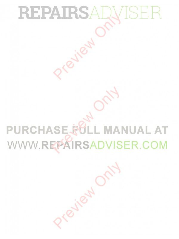 Case WX95 and WX125 Wheeled Excavators Service Manual PDF, Case Manuals by www.repairsadviser.com