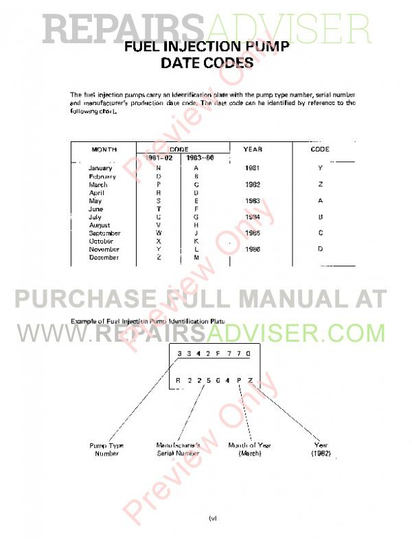 New Holland Tractor Service Manual