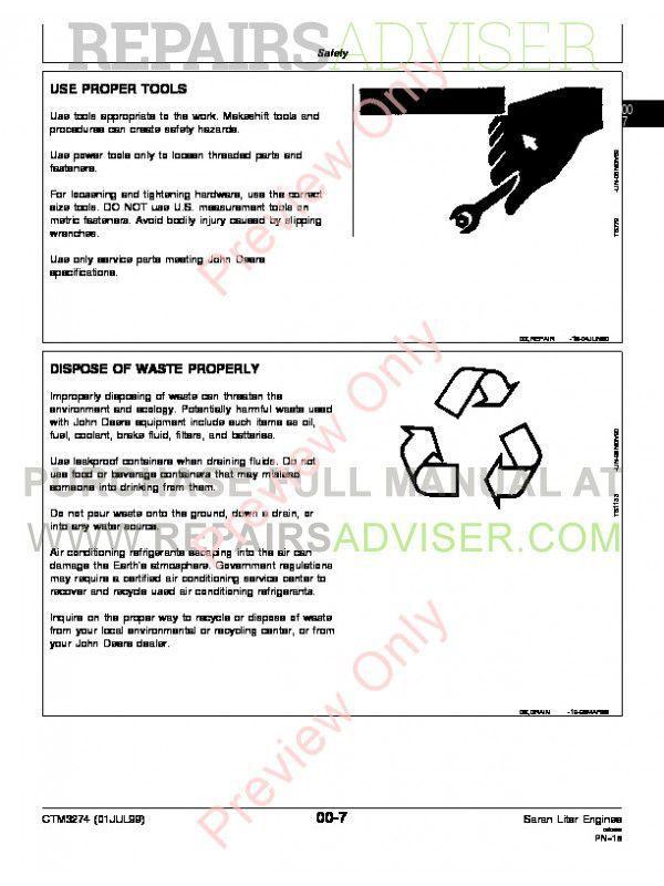 Ctm 15 Service Manual download