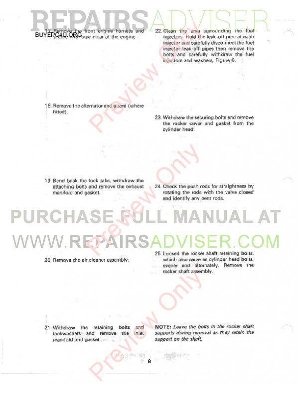 ford 655 repair manual