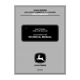 john deere l100 service manual pdf