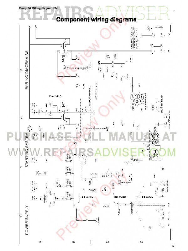 2016 volvo truck wiring diagrams 2007 volvo truck wiring diagrams