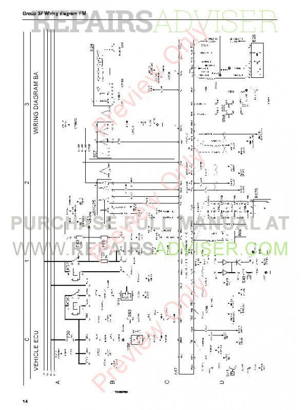 Volvo Truck Fm Euro5 Service Manual Pdf Wiring Diagrams Download