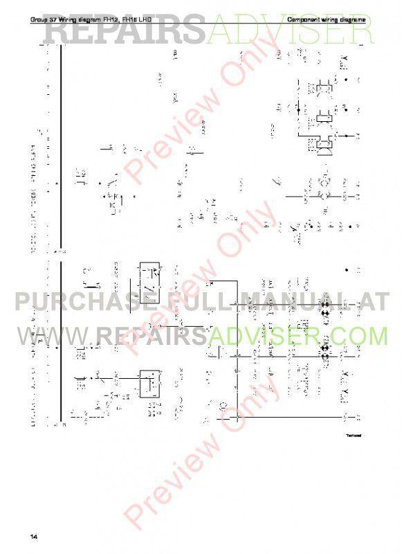 fh x700bt wiring diagram volvo fm fh nh12 wiring diagram
