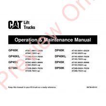 Caterpillar Service Manual Download Cat Shop Manuals Pdf