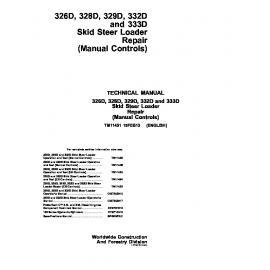 JOHN DEERE MANUAL John Deere PDF Manual