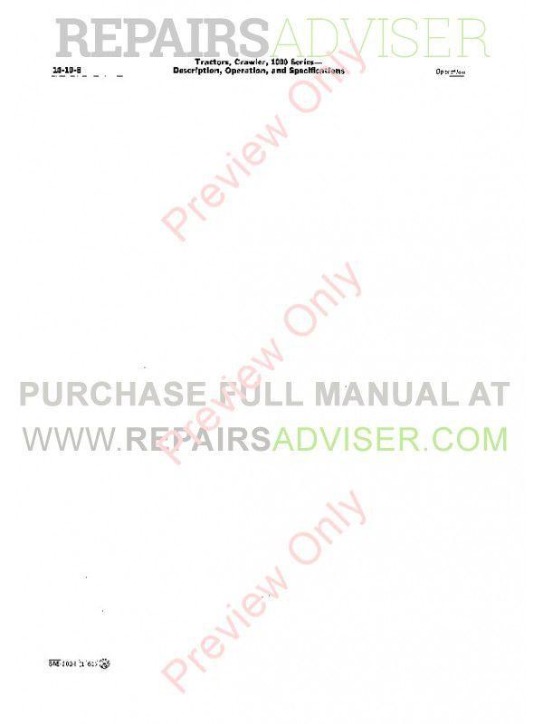 john deere amt 600 service manual pdf