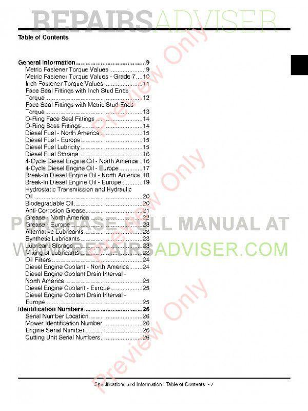 Download John Deere 3215/A/B 3225B 3235/A/B PDF Manual