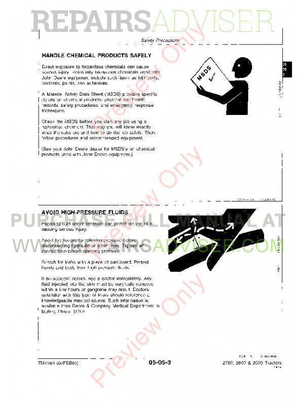 john deere 1120 service manual