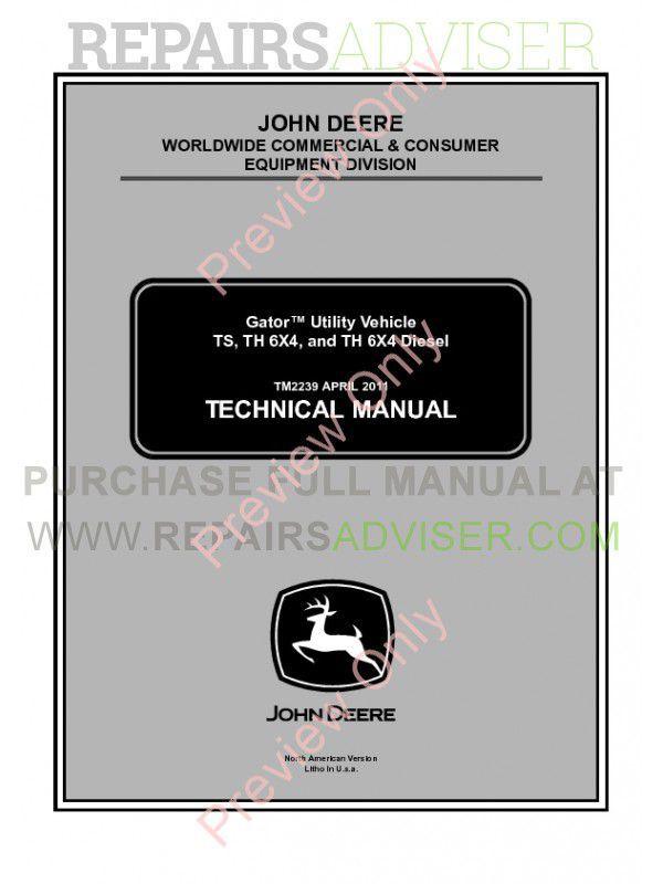 Array - gator 6x4 shop manual  rh   chypeamacdoy ga