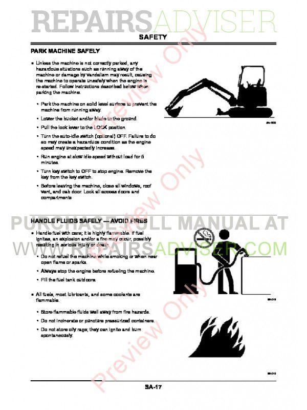 Hitachi Zaxis 27U-2 30U-2 35U-2 Excavator Workshop Manual PDF, Hitachi Manuals by www.repairsadviser.com