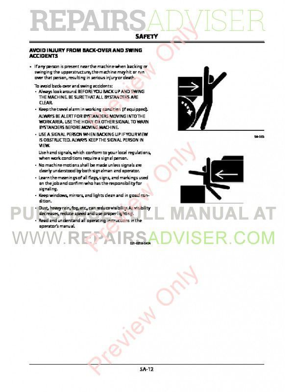 Hitachi Zaxis ZX170W-3 & ZX190W-3 Wheeled Excavator Workshop Manual PDF, Hitachi Manuals by www.repairsadviser.com