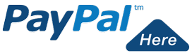 We accpet Paypal